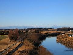 開平橋からの眺め