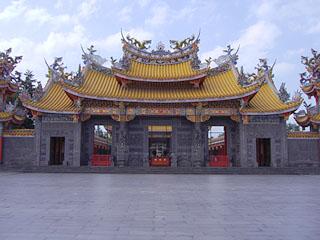 聖天宮・前殿