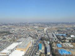 31階からの眺望