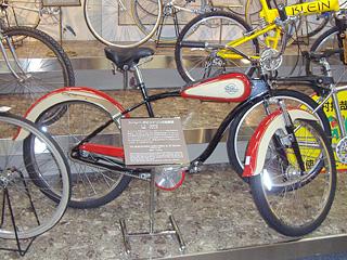 ハーレー・ダビッドソンの自転車