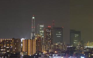 さいたま新都心の夜景