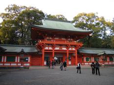 氷川神社・楼門