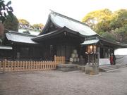 武蔵一宮 氷川神社御社殿