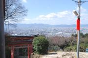四ツ辻からの眺望