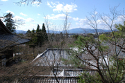 開山堂からの眺望