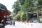 二荒山神社と大猷院