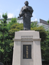 大石内蔵助銅像