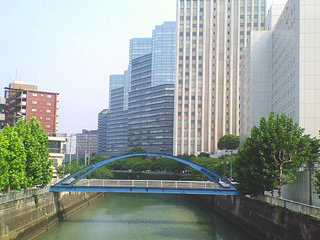 鈴懸歩道橋