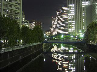 大崎・目黒川