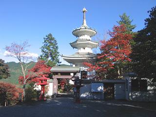 玄奘三蔵塔