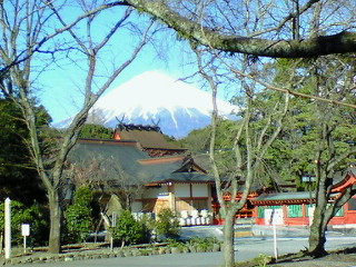 富士宮へやってきた。