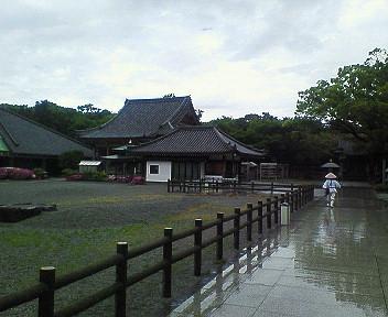 八十四番札所・屋島寺