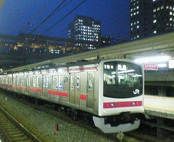 大崎駅に京葉線?